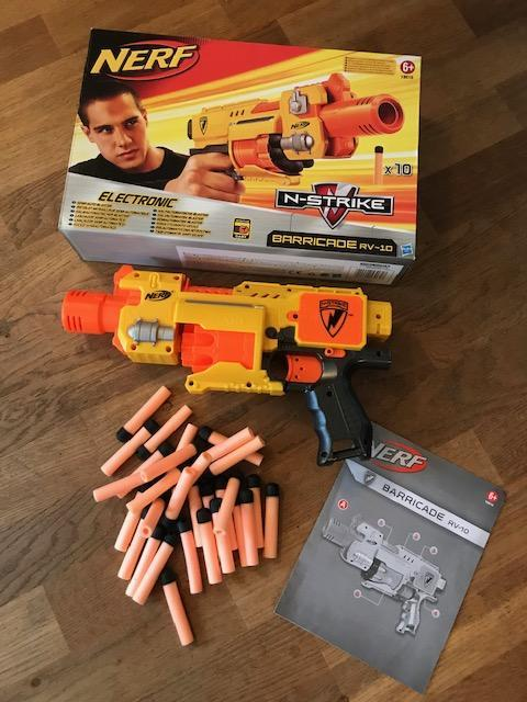Image 4 of A Huge Collection Of Nerf Guns And Bullets