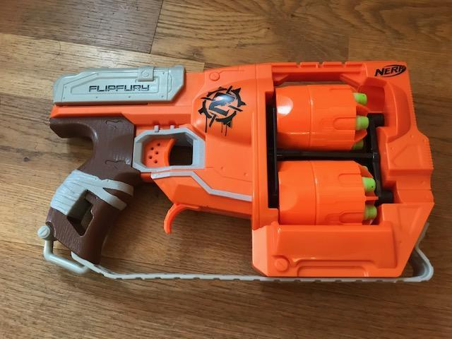 Image 5 of A Huge Collection Of Nerf Guns And Bullets