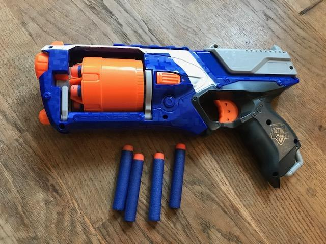Image 6 of A Huge Collection Of Nerf Guns And Bullets