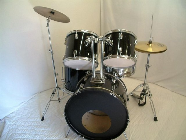 Image 6 of Retired drum teacher has several student drum kits for sale.