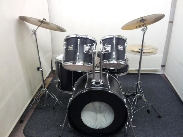 Image 2 of Retired drum teacher has several Pearl drum kits for sale.