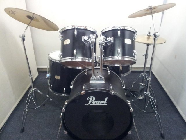 Image 4 of Retired drum teacher has several Pearl drum kits for sale.