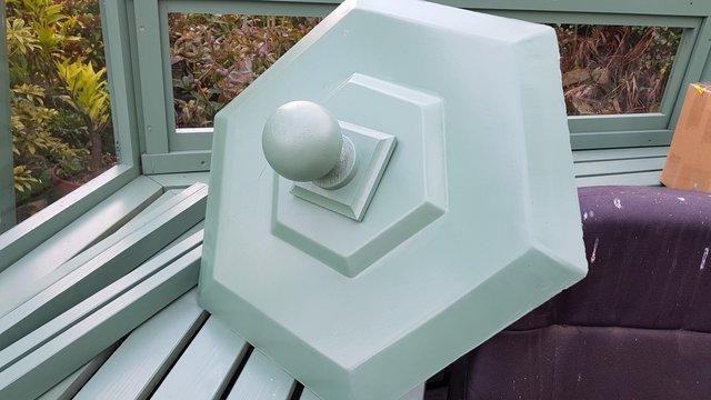 Image 6 of A gorgeous one off hexagonal Greenhouse