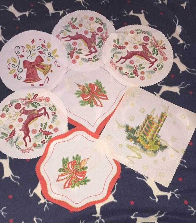 Image 2 of Hungarian Christmas Placemats