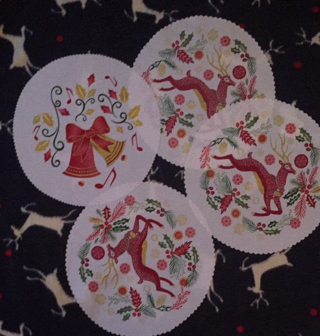 Image 3 of Hungarian Christmas Placemats