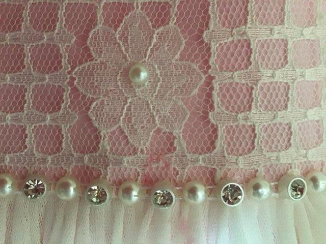 Image 3 of Cinderella Boutique Lace and Pearl Dress