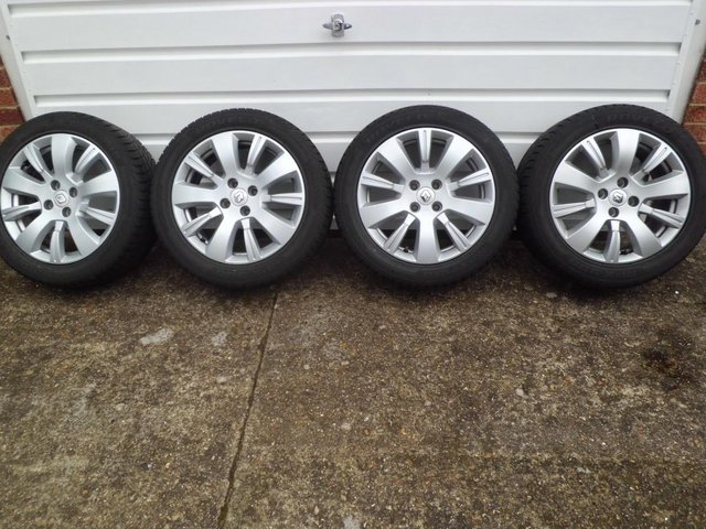 Preview of the first image of 16 inch ALLOY WHEELS.