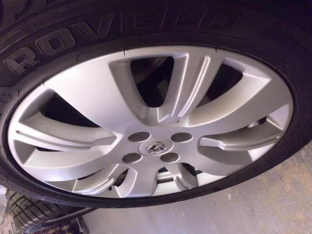 Image 3 of 16 inch ALLOY WHEELS