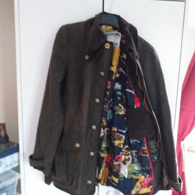 Preview of the first image of Joules Wax Jacket.