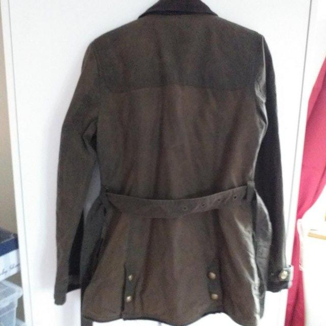 Image 2 of Joules Wax Jacket