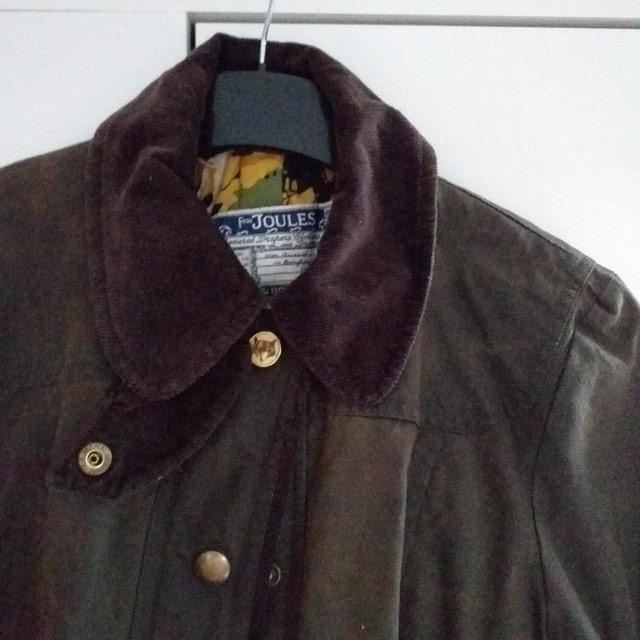Image 3 of Joules Wax Jacket