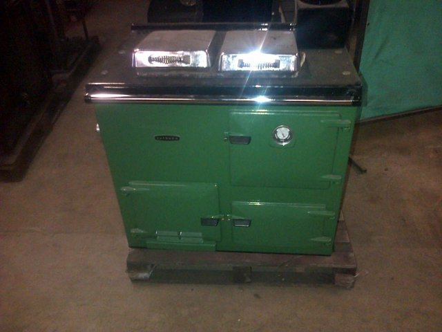 Image 3 of wood powered or electric Rayburn cooker!