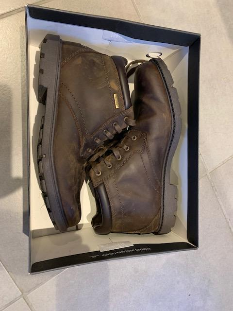 Preview of the first image of Rockport waterproof boots.