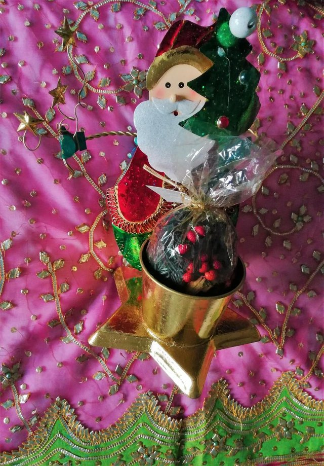 Preview of the first image of NEW FATHER CHRISTMAS AROMATIC Decoration Tree Star Santa.