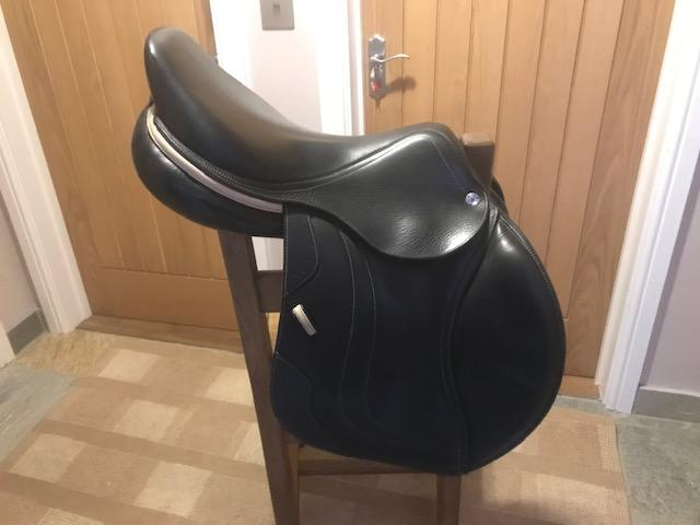 Preview of the first image of CWD Saddle.