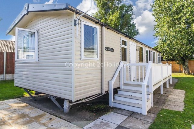 Image 19 of UK holiday static caravan for hire near beach  80025S
