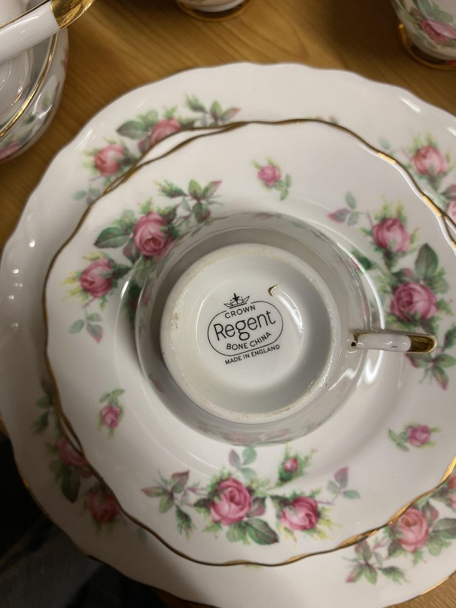 Preview of the first image of 21pcs tea set.