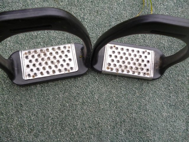 Image 2 of Large Composite cheese grater stirrups