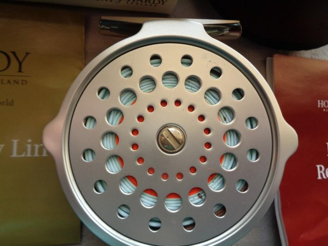 Image 4 of FLY FISHING TACKLE Retirement saleHARDY RODS REELS