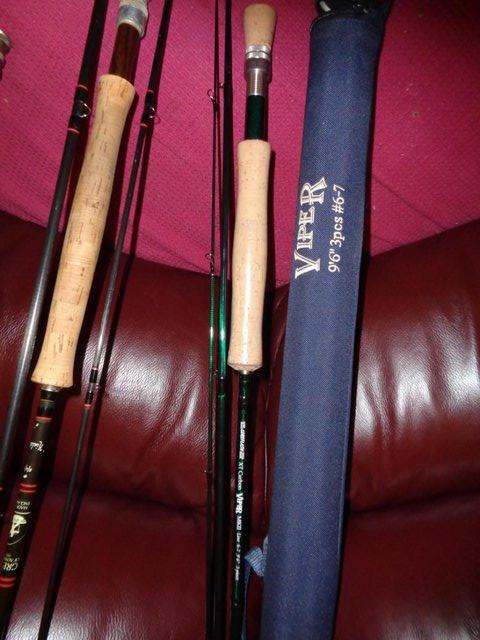Image 2 of HARDY FLY FISHING RODS & TACKLE CLEARANCE RETIREMENT SALE