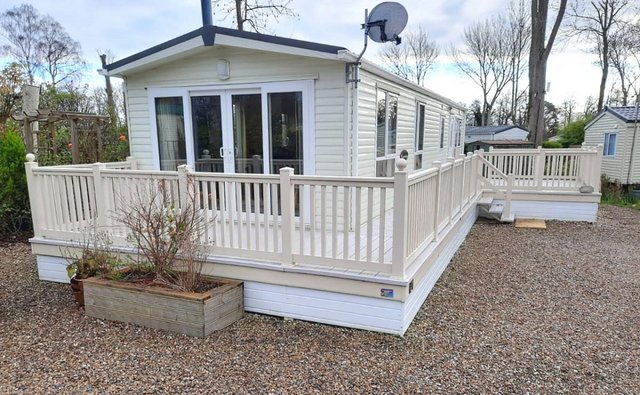Preview of the first image of 2011 Carnaby Rosedale Holiday Caravan For Sale Thirsk.