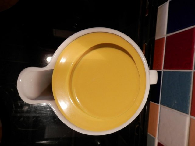 Image 8 of Retro Sunny Yellow Table Ware