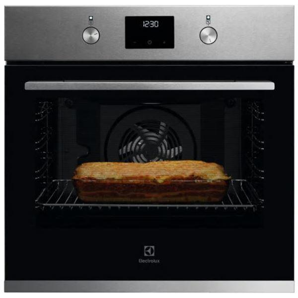 Preview of the first image of ELECTROLUX SINGLE ELECTRIC OVEN-S/S-LED DISPLAY-EX DISPLAY-W.