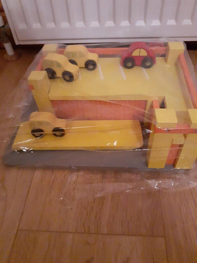 Image 5 of BOYS Super Hero Toy Box Including Toys