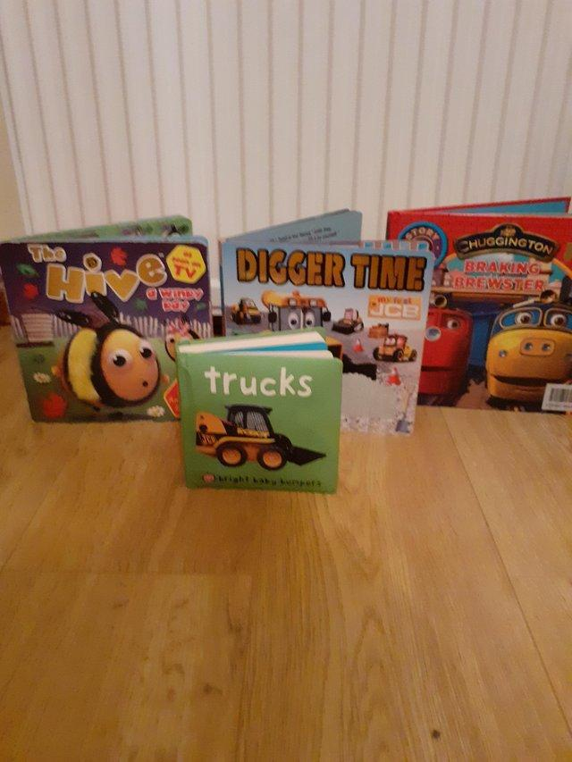 Image 6 of BOYS Super Hero Toy Box Including Toys