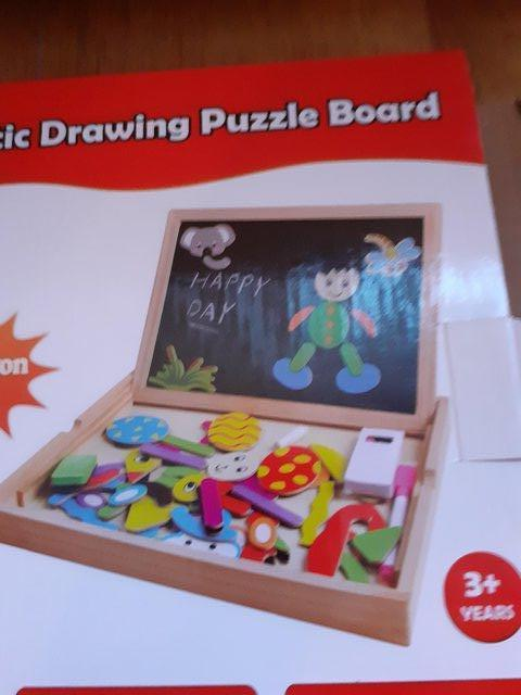 Image 9 of BOYS Super Hero Toy Box Including Toys