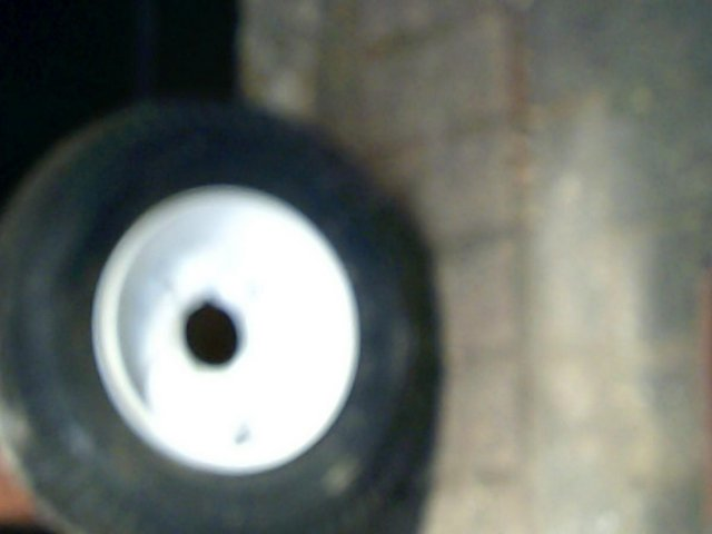 """Image 2 of Three trailer Wheels 8"""" New tires"""
