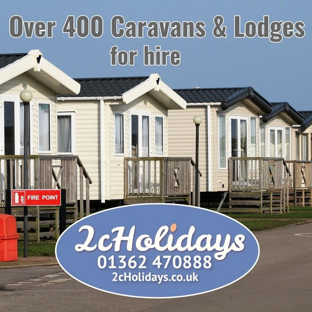 Preview of the first image of 6 berth privately owned UK static caravan for hire 41004B.