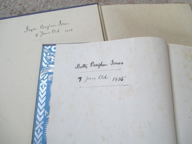 Preview of the first image of King George V Silver Jubilee books.