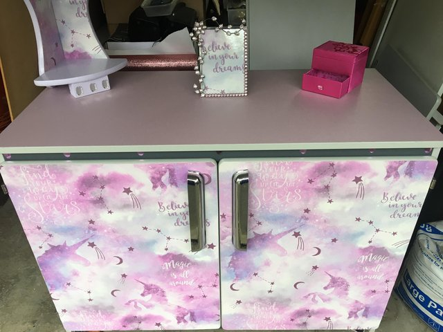 Preview of the first image of New redesigned cabinet.