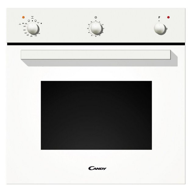 Preview of the first image of CANDY SINGLE WHITE GAS OVEN-54L-4 FUNCTIONS-LPG-NEW.