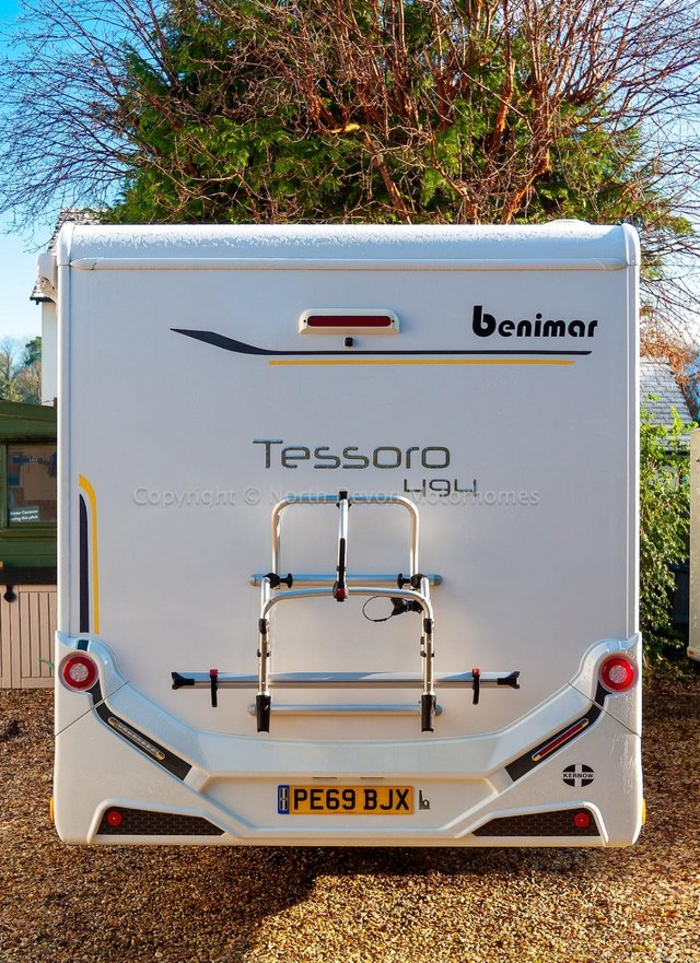 Image 4 of SOLD: Benimar Tessoro T494 Automatic, Island Bed