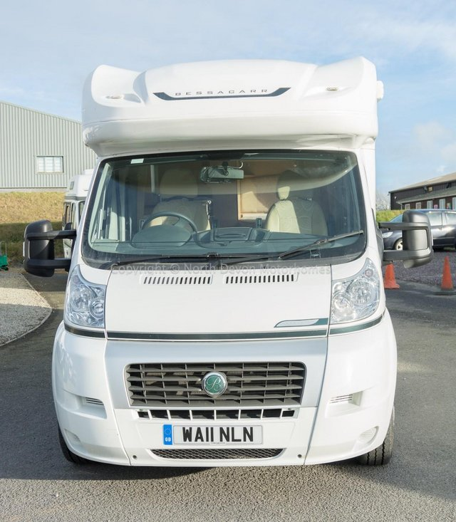 Preview of the first image of SOLD:  Bessacarr E450, 2011, 4 Berth, Low Profile,.