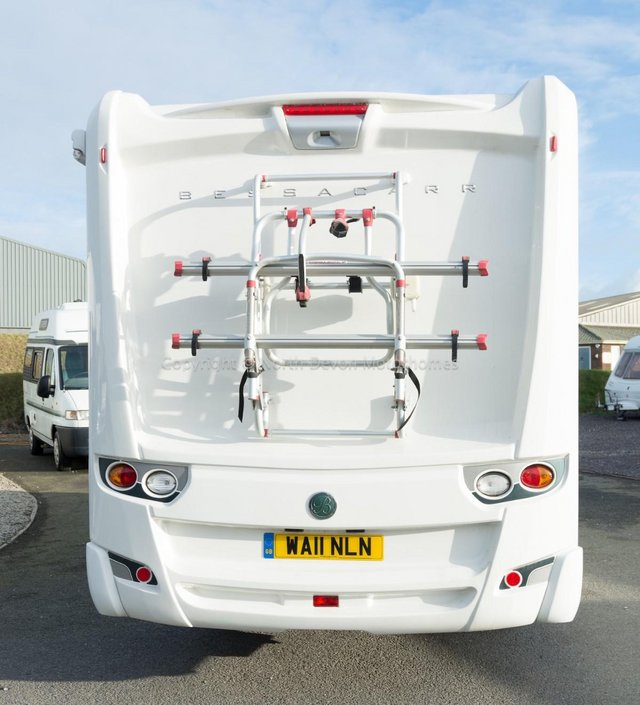 Image 2 of SOLD:  Bessacarr E450, 2011, 4 Berth, Low Profile,