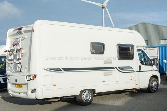 Image 4 of SOLD:  Bessacarr E450, 2011, 4 Berth, Low Profile,