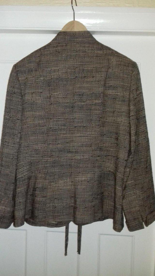 Image 3 of J. Taylor jacket size 16