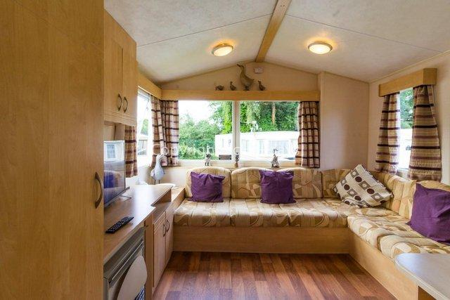 Image 5 of Pet friendly static caravan for Haven holiday hire 11012BC