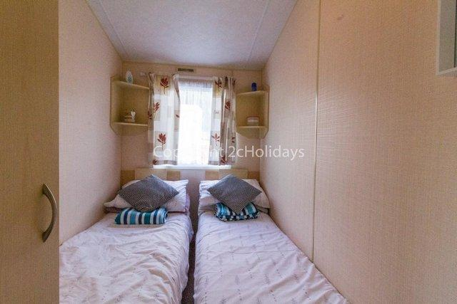 Image 7 of Pet friendly static caravan for Haven holiday hire 11012BC