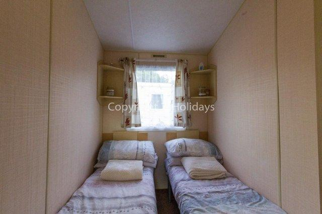 Image 8 of Pet friendly static caravan for Haven holiday hire 11012BC