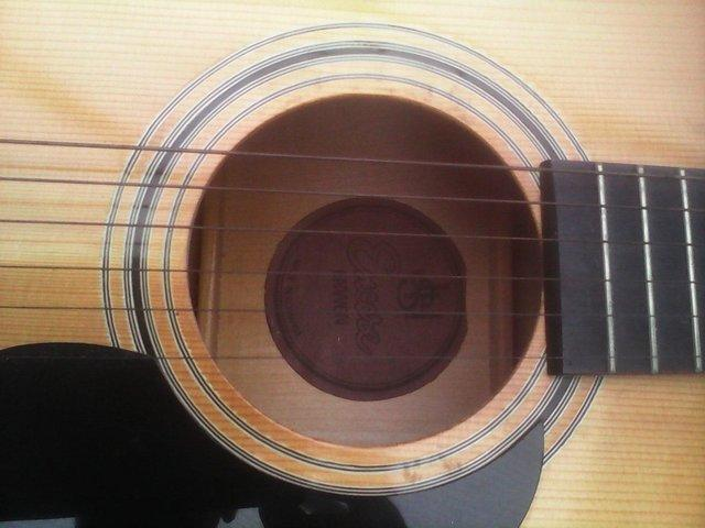 ENCORE VINTAGE ACOUSTIC GUITAR ENW 6 STRING MADEE IN ROMANIA For Sale in  Hoyland,barnsley, South Yorkshire | Preloved