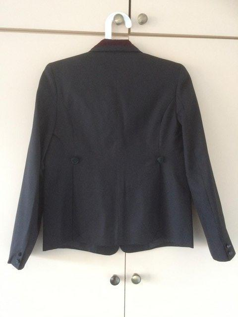 Image 2 of CHILDS DUBLIN ATHERSTONE BLACK SHOW JACKET SIZE 14/30in-NEW