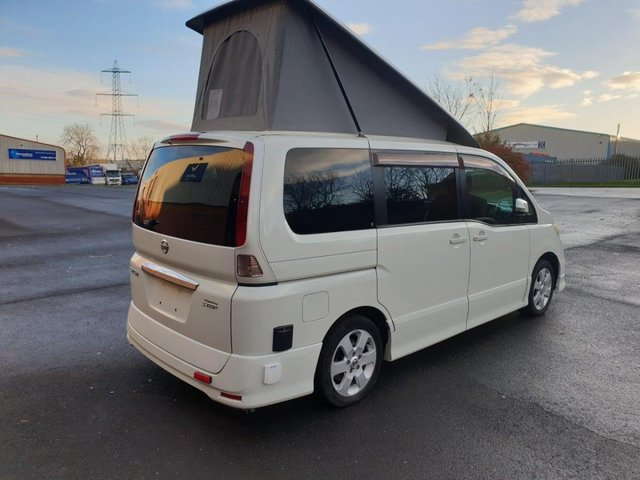 Preview of the first image of NISSAN SERENA BY WELLHOUSE 2010 2.0i (Petrol) Auto.