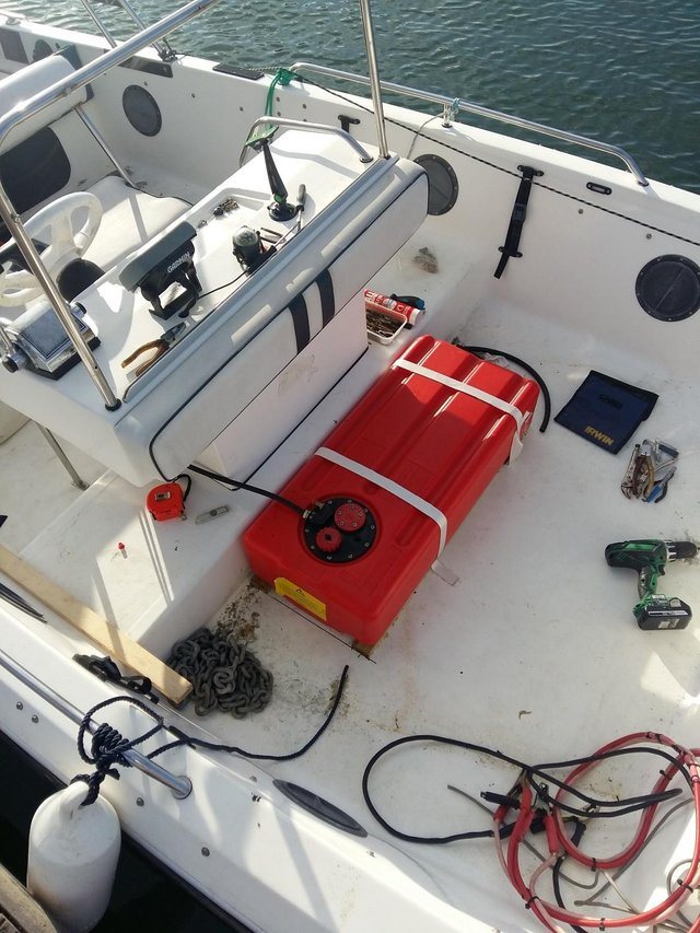 Image 11 of 30L fuel tanks- one left