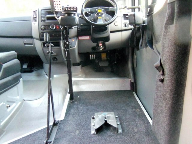 Image 6 of MERCEDES SPRINTER AUTO DRIVE FROM WHEELCHAIR LIFT PARAVAN