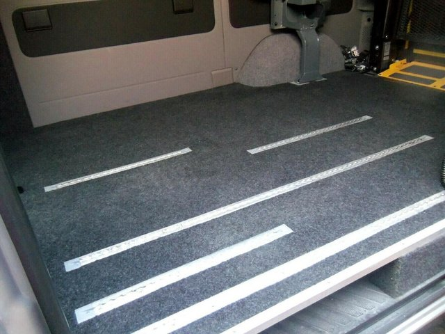 Image 11 of MERCEDES SPRINTER AUTO DRIVE FROM WHEELCHAIR LIFT PARAVAN