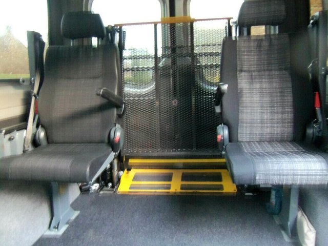 Image 12 of MERCEDES SPRINTER AUTO DRIVE FROM WHEELCHAIR LIFT PARAVAN